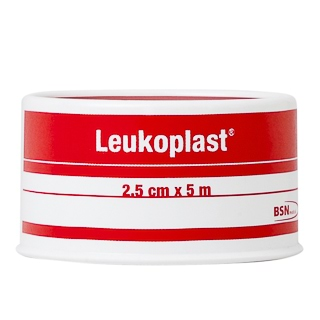 Image for Leukoplast Rigid Tape Tan - 2. 5cm x 5m from Amcal