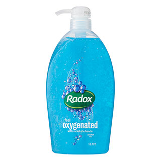 Image for Radox Body Wash Feel Oxygenated - 1L from Amcal