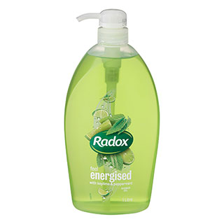 Image for Radox Body Wash Feel Energised - 1L from Amcal