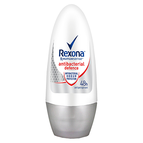 Image for Rexona Women Antibacterial Defence Roll On Antiperspirant Deodorant - 50mL from Amcal