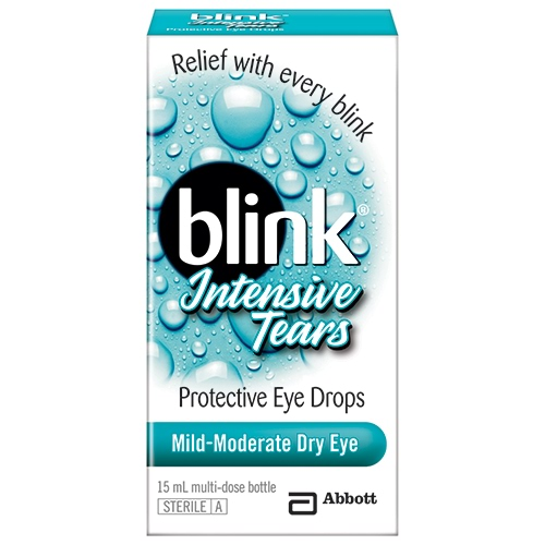 Image for Blink Intensive Tears - 15mL from Amcal