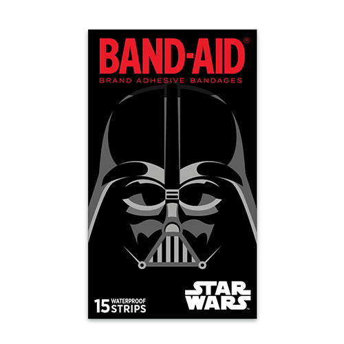 Image for Band-Aid Brand Character Strips Star Wars - 15 Pack from Amcal