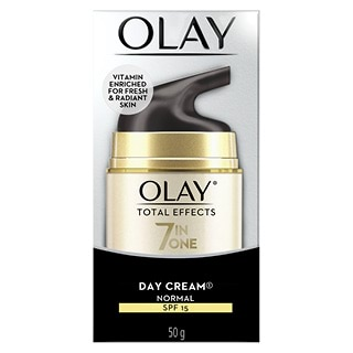 Image for Olay Total Effects Moisturiser Normal SPF 15 - 50g from Amcal