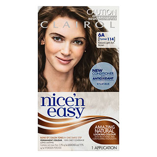 Image for Nice 'n Easy - 114 Light/Ash/Brown from Amcal