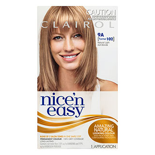 Image for Clairol Nice'n Easy - 102 Light Ash Blond from Amcal