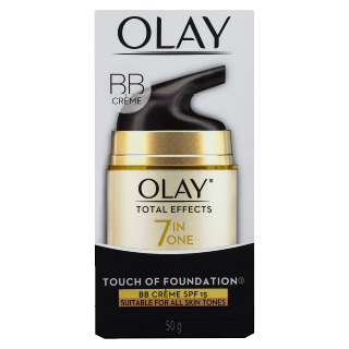 Image for Olay Total Effects Touch of Foundation SPF 15 - 50mL from Amcal