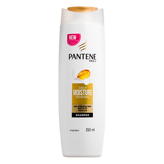 Image for Pantene Daily Moisture Renewal Shampoo - 350mL from Amcal