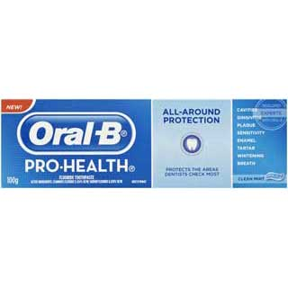 Image for Oral B Pro Health Clean Mint - 100g from Amcal