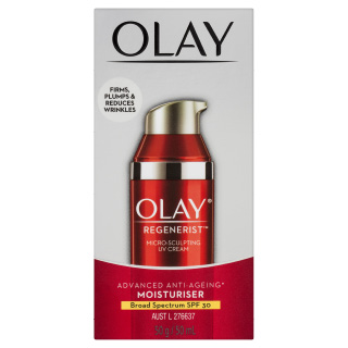 Image for Olay Regenerist Micro Sculpting Cream - 50mL from Amcal