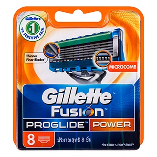 Image for Gillette Fusion Proglide Power Cartridge - 8 Pack from Amcal