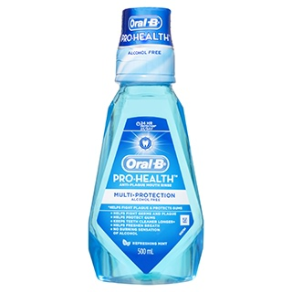 Image for Oral-B Pro-Expert Multi Protection Mouth Rinse - 500ml from Amcal