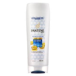 Image for Pantene Ice Shine Conditioner - 350mL from Amcal