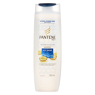 Image for Pantene Ice Shine Shampoo - 350mL from Amcal