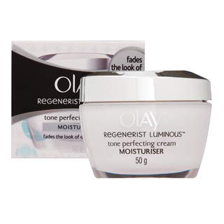 Image for Olay Regenerist Luminous Tone Perfecting Cream - 50g from Amcal