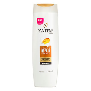 Image for Pantene Pro V Ultimate 10 Shampoo - 350mL from Amcal