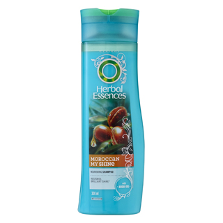 Image for Herbal Essences Moroccan My Shine Shampoo - 350mL from Amcal