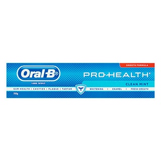 Image for Oral-B Pro-Health Clean Mint Toothpaste - 190g from Amcal