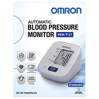 Image for Omron Digital Blood Pressure Monitor HEM-7121 from Amcal