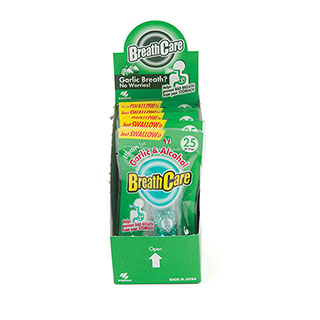 Image for BreathCare Mint Drops 25 Pack from Amcal