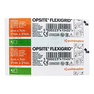 Image for Opsite Flexigrid 6cm x 7 cm - 1 Each from Amcal
