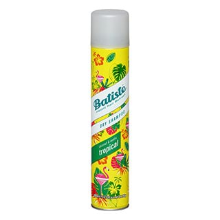 Image for Batiste Dry Shampoo Tropical - 400mL from Amcal
