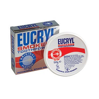 Image for Eucryl Smokers Toothpowder Original Flavour - 50g from Amcal