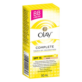 Image for Olay Complete Touch Of Foundation SPF 15 Fair - 50mL from Amcal