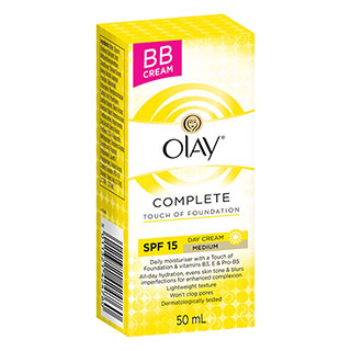 Image for Olay Complete Touch of Foundation Medium - 50mL from Amcal