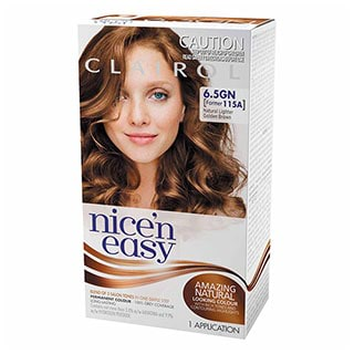 Image for Clairol Nice 'n Easy - 115A Light Golden Brown from Amcal