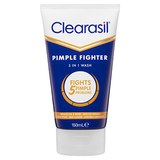 Image for Clearasil Ultra 5 in 1 Wash - 150mL from Amcal