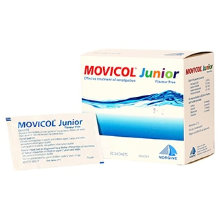 Image for Movicol Junior Flavourfree - 30 Sachets from Amcal