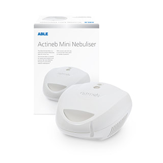 Image of Able Actineb Mini Nebuliser