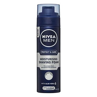 Image for Nivea Men Shave Foam Moisturiser - 200mL from Amcal