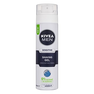 Image for Nivea For Men Shaving Gel - 200mL from Amcal