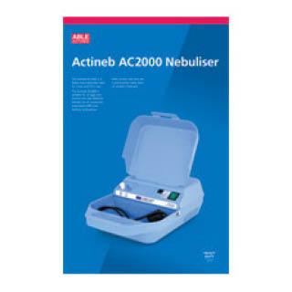 Image of Able Actineb Medix Nebuliser System