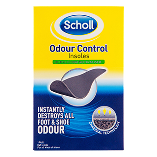 Image for Scholl Odour Control Insoles - 1 Pair from Amcal