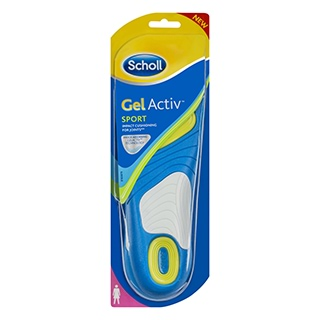 Image for Scholl Gel Activ Insole Sport Ladies from Amcal