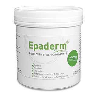Image for Epaderm Ointment - 500g from Amcal