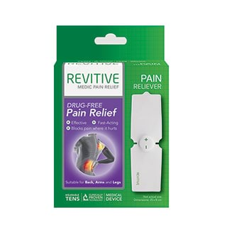 Image for Revitive Pain Reliever Tens Device from Amcal