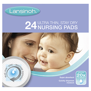 Image for Lansinoh Nursing Pads - 24 Pack from Amcal