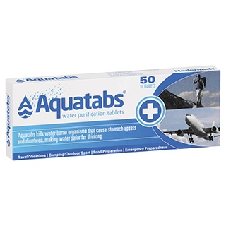 Image for Aquatab - 50 Tablets from Amcal
