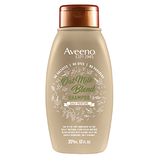 Image for Aveeno Oat Milk Blend Shampoo - 354mL from Amcal