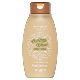 Image for Aveeno Oat Milk Blend Conditioner - 354mL from Amcal