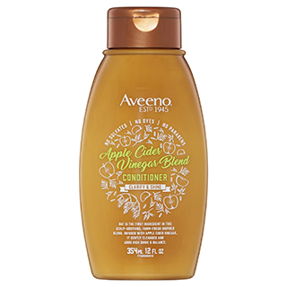 Image for Aveeno Apple Cider Vinegar Blend Conditioner - 354mL from Amcal
