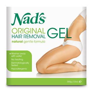 Image for Nad's Hair removal Gel Tub - 350g from Amcal