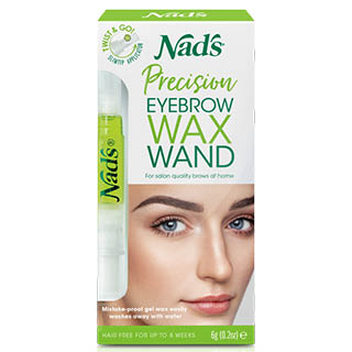 Image for Nad's Hair Removal Facial Wand and Eyebrow Shaper from Amcal