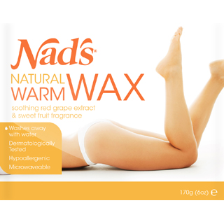 Image for Nads Natural Warm Wax - 170g from Amcal