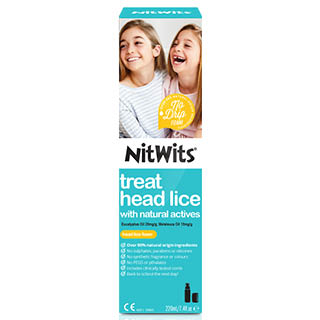 Image for Nitwits Lice Foam & Comb - 220mL from Amcal