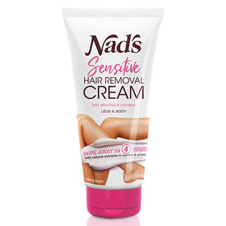 Image for Nad's Sensitive Hair Removal Cream - 150mL from Amcal