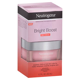 Image for Neutrogena Bright Boost Gel Cream - 50mL from Amcal